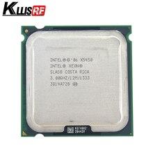 Процессор Intel Xeon X5450 3,0 ГГц 12 МБ 1333 МГц cpu работает на материнской плате LGA775