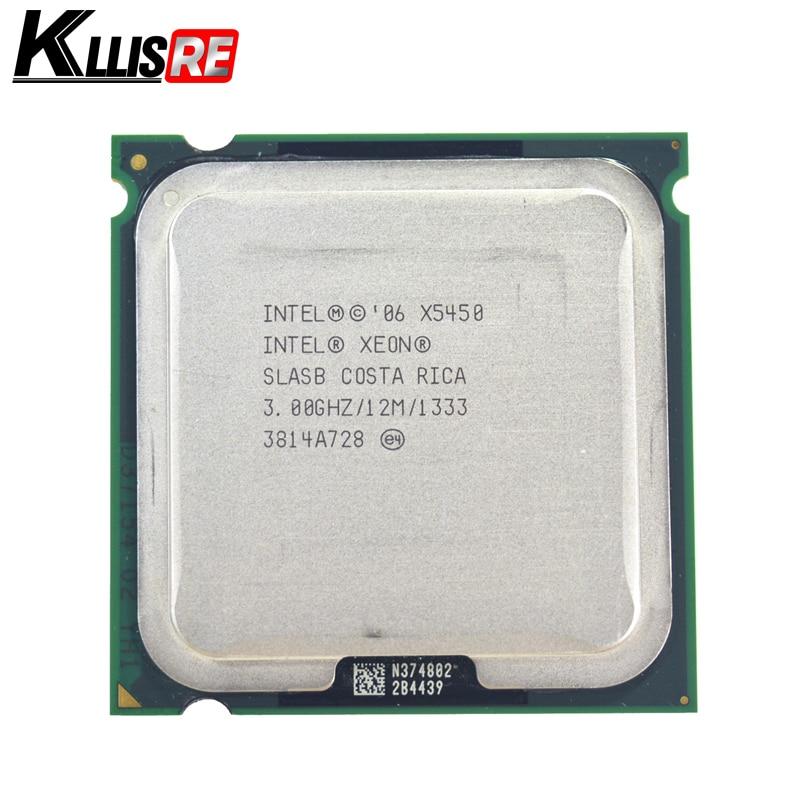 Intel Xeon X5450 Processor 3 0GHz 12MB 1333MHz CPU works on LGA775 motherboard Intel Xeon X5450 Processor 3.0GHz 12MB 1333MHz CPU works on LGA775 motherboard