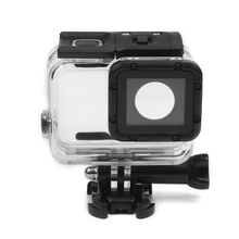 SHOOT Protective Case Transparent Side Open For GoPro Hero 5 Camera with Go Pro Hollow cover for GoPro Hero 5 action camera