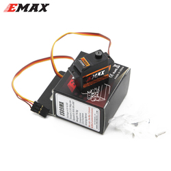 2pcs/lot Emax ES09MA Metal Analog Servos Specific Swash Servos for 450 Helicopter Tail