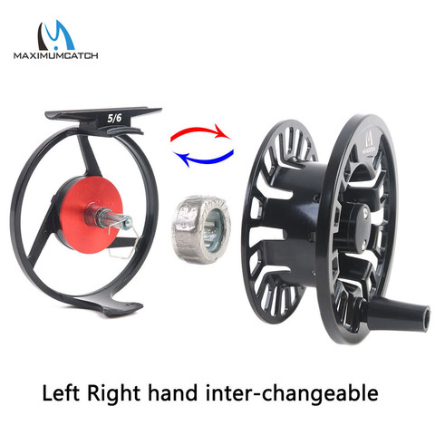 cheap fly fishing reel
