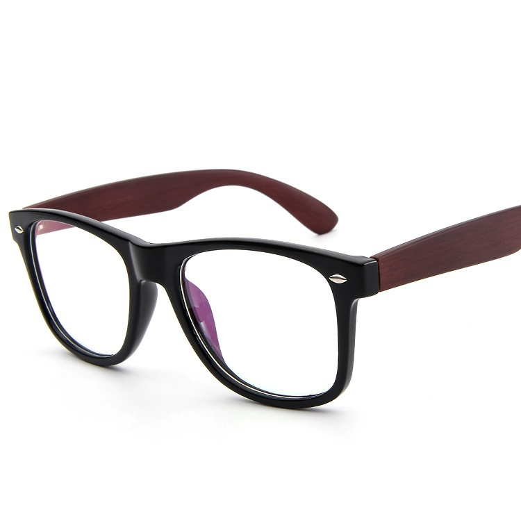 20e9d60f54 מוצר - SOLO TU New Classical Superstar Style Rivet Eyewear Frame Men ...
