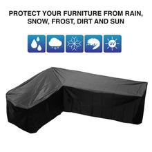 2019 New Waterproof Outdoor Patio Garden Furniture Cover Rain Snow Chair Cover Sofa Couch Protective Covers Set Protector Fabric все цены