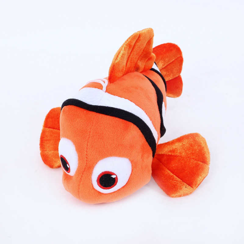 a654e57c622 ... Finding Nemo 2 Finding Dory Plush Toys 25cm Nemo   Dory Fish Plush Soft  Stuffed Cartoon