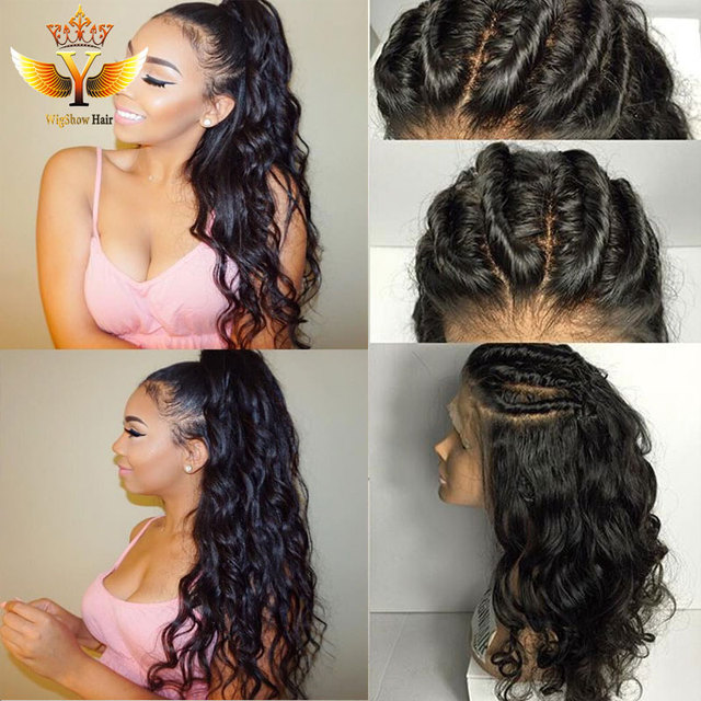 short human hair wigs for black women curly half wigs human hair affordable  full lace human d2975081ba