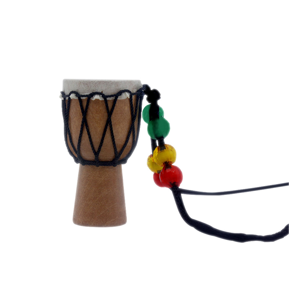 wooden classic drummer mini djembe percussion african hand drum gift for music fan black line in. Black Bedroom Furniture Sets. Home Design Ideas