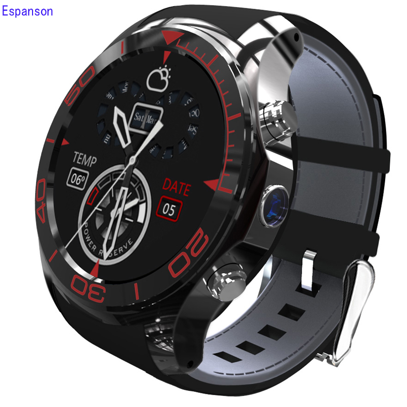 Espanson S1 Smart Watch Sports Android Bluetooth Wifi 3G GPS smartwatch heart rate monitor wearable device Camera with Sim card new arrival pw308 update version smartwatch androidwatch with 3g sim compass gps watch wearable devices smart electronic