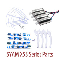 5 COLORS Syma X5SW X5SC CW CCW Motor And Full Set Replacements RC Quadcopter Helicopter Spare