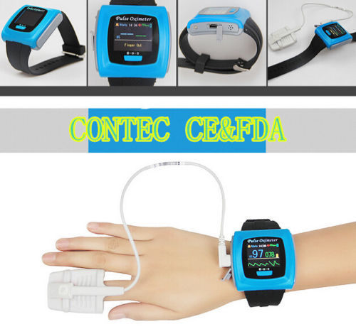Wrist Pulse Oximeter,Spo2 Monitor Daily And Overnight Sleep Wearable CMS50F SW amandeep kaur parminder singh and ginni sharma micro strip wearable antenna