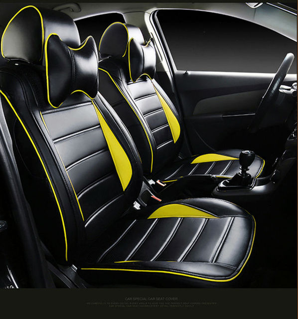 Automotive Seat Covers Car Cushion New Styling Leather For ROVER 75 MG TF 3