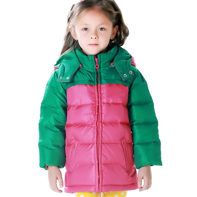 8d775e6bc540 Factory direct sale Very cheap Girl Winter Down Jacket Winter Kid ...