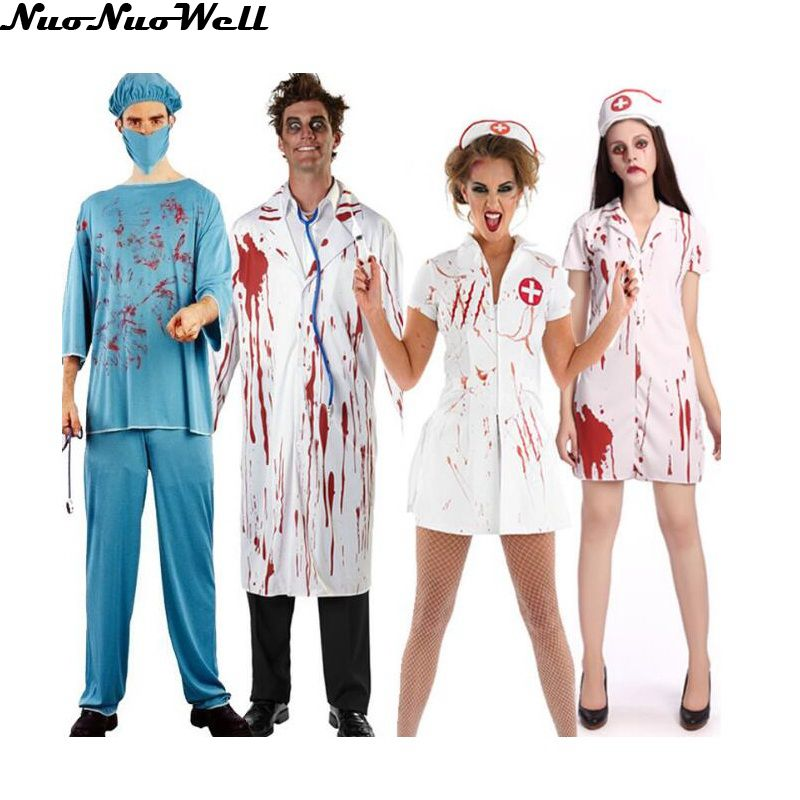 Brand New Operating Doctor Surgeon Adult Costume