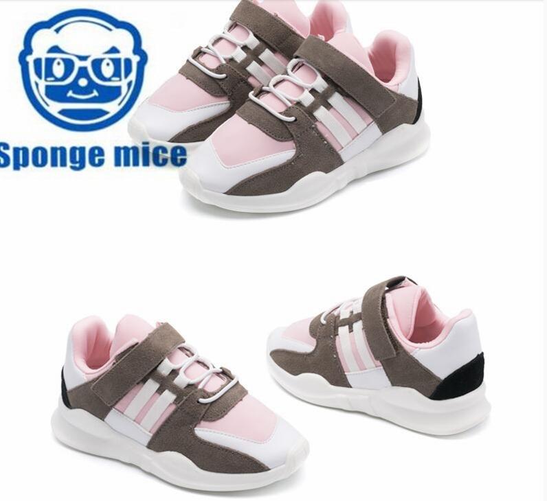 2018-Spong-mice-autumn-children-canvas-shoes-girls-boys-shoes-Breathable-casual-shoes-0825-4