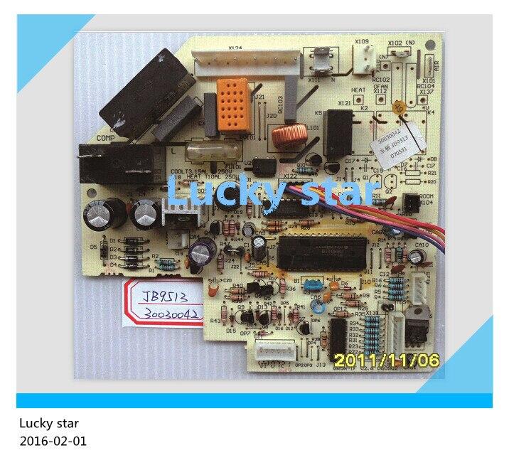 98% nuovo per Gree Aria condizionata computer di bordo circuito di bordo 30030042 JB9513 GR5N-1F buon funzionamento98% nuovo per Gree Aria condizionata computer di bordo circuito di bordo 30030042 JB9513 GR5N-1F buon funzionamento