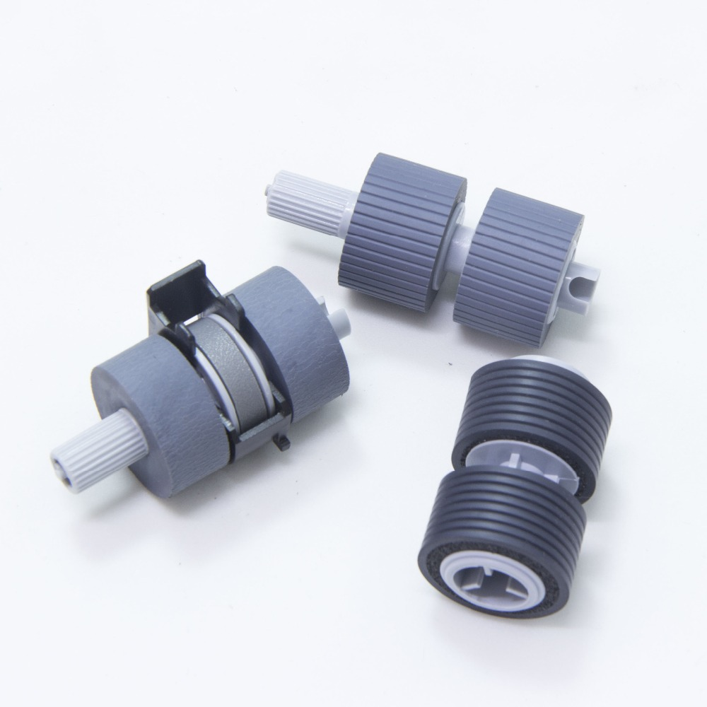 New PA03338-K011 PA03576-K010 Consumables Kit Pickup Roller brake Roller for Fujitsu FI-5750 FI-6670 FI-6770