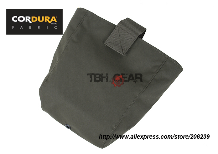 TMC Curve Roll Up Dump Bag Matte RG Large Foldable Mag Recovery Dump Pouch Free shipping