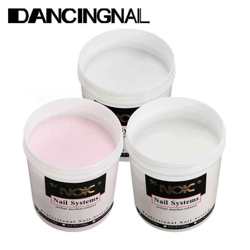 1pc 120g Pro Acrylic Powder Super BIG Size Nail Art Builder Tools Tips Clear White Pink Manicure Beauty Kit acrilico acrylic powder 120g acryl nail poeder for nagels akrilik white akryl pink clear polvo poudre acrylique pour ongle unha