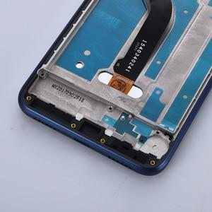 Image 5 - Huawei P9 Lite 2017 จอแสดงผล LCD Touch Screen Digitizer สำหรับ Huawei P9 Lite 2017 LCD กรอบ P8 lite 2017 PRA LA1 LX1 LX2 LX3