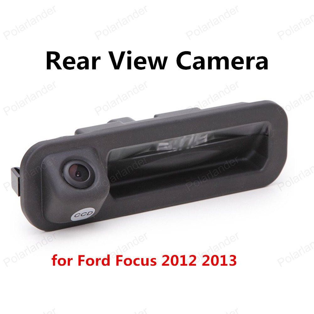 hot sell Car Rear View Camera for Ford Focus 2012 2013 CCD Night Vision Auto Backup Reverse Camera