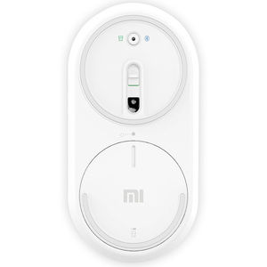 Image 4 - Original Xiaomi Mi Wireless Mouse Portable Game Mouses Aluminium Alloy ABS Material 2.4GHz WiFi Bluetooth 4.0 Control Connect #