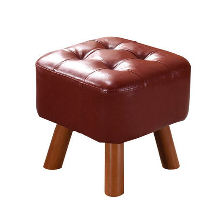 Childrens Stools kids Furniture kids ottoman kids stool pouf tabouret solid wood + PU foot stool step stool opstapje shoe benchChildrens Stools kids Furniture kids ottoman kids stool pouf tabouret solid wood + PU foot stool step stool opstapje shoe bench