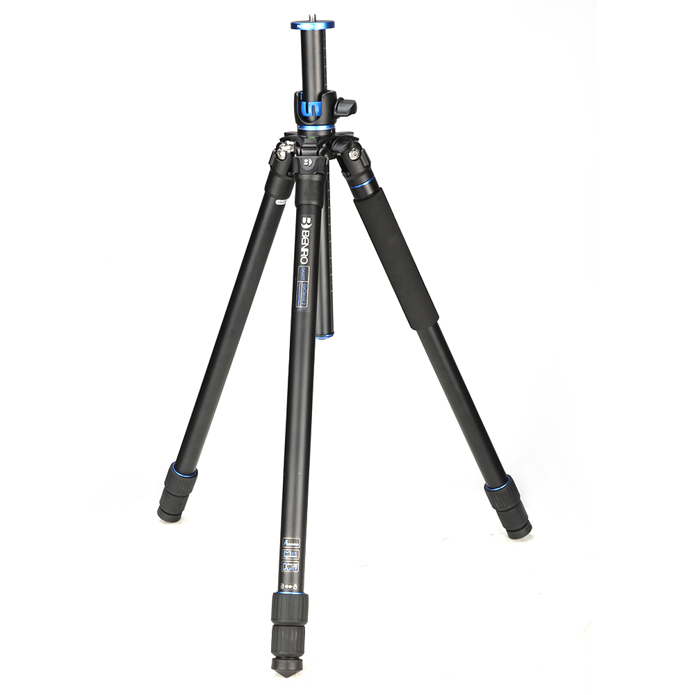 wholesale DHL Benro tripods SystemGo GA158T SLR professional photographic aluminum tripod штатив benro t 800ex