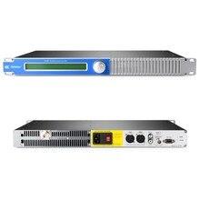 FMUSER FMT5-150 5,0 новая версия 100 Вт 150 Вт 1U FM радио передатчик DSP вещание аудио