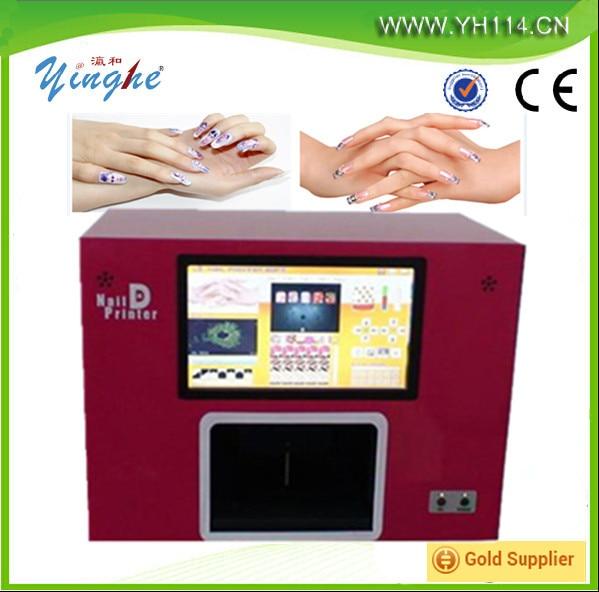 Digital nail art printer /flower printing machine-in Nail Art ...