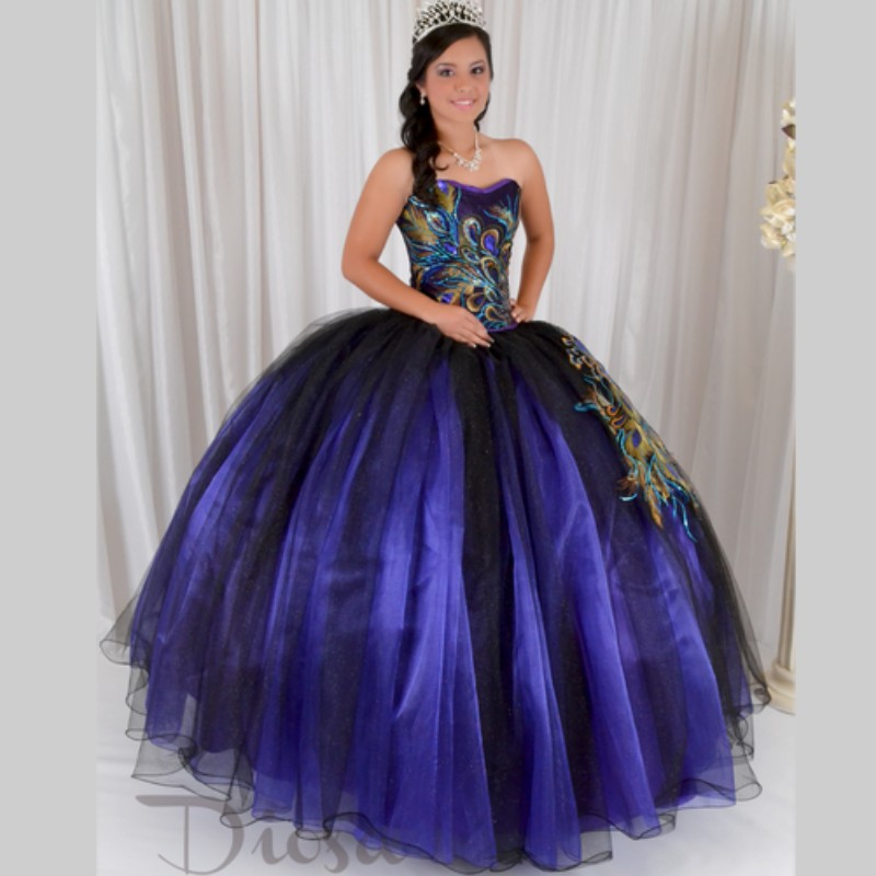 Fantástico Vestido De La Dama Azul Kennedy Molde - Ideas de Estilos ...