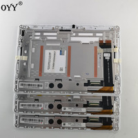 10.1 inch For Asus Memo Pad 10 ME102A ME102 K00F LCD Display Matrix Touch Screen Digitizer Assembly with Frame white