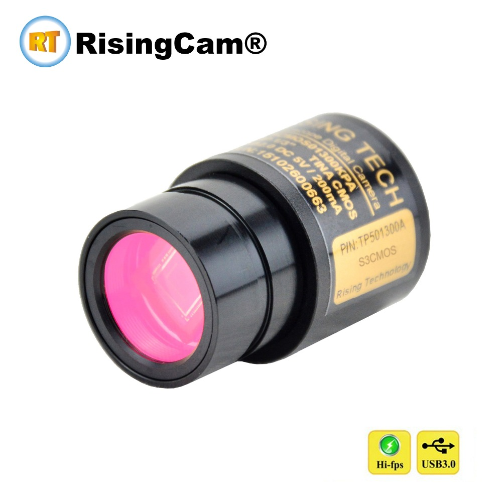 5 0MP USB3 0 CMOS Digital Microscope Eyepiece Camera