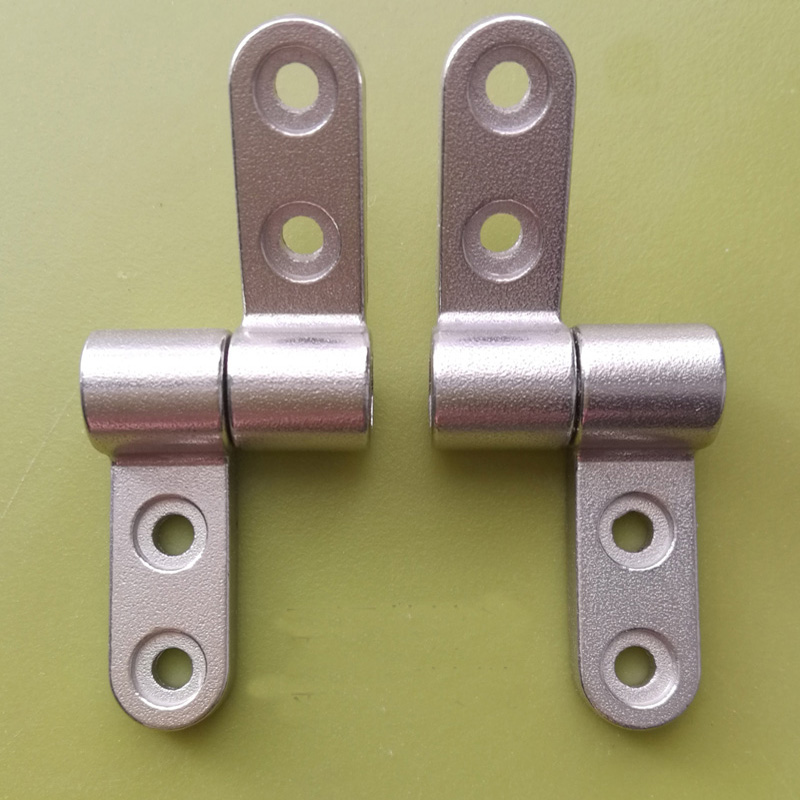 Metal Damped Hinges Adjustable Torque Shaft Plastic Anticorrosion Random Stop Butt Hinge 1pair|Cabinet Hinges|   - title=