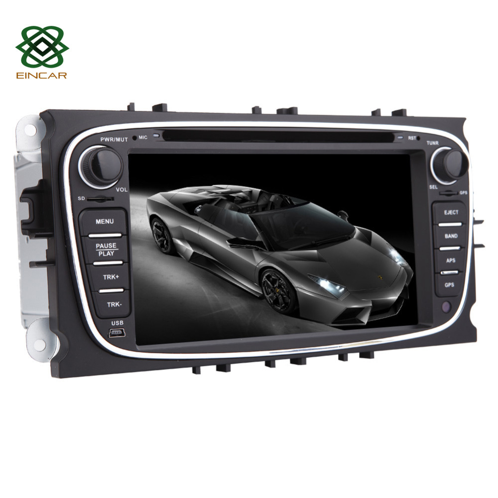 Android 4.2 Car DVD Player with GPS Navigation For Ford Focus Mondeo 2012 2013 2014 2015 Bluetooth CANBUS USB autoradio heatunit