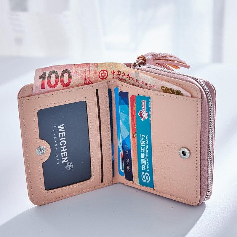0815e7af40 Πορτοφόλι IUX Γυναικείο Tassel Lady Βραχιόλια Γυναικών Μίνι χρήματα ...