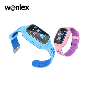 Image 5 - Wonlex KT04 1.3 inch IPS Water Resistance IP67 Swimming Watch Anti Lost with AGPS/LBS/WiFi GPS Positioning SOS Helper Smartwatch