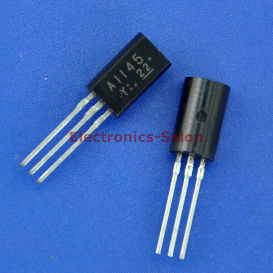 10 Pcs Lot 2sa1145 Y Audio Frequency Transistor A1145 A489 40khz Second Ultrasonic Transmitting Circuit The Transistors
