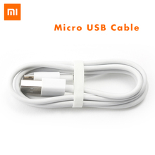 Orijinal Xiaomi mikro usb Kablosu 2A Hızlı Şarj Sync Veri Kablosu Için Redmi 3 s 4a 5a 6a 4X Not/ 2/3/4/4X/5 artı 6 pro A2 lite s2