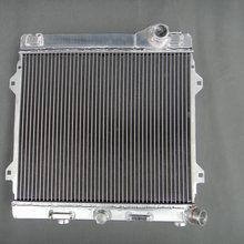 Высокое качество Алюминий радиатор 1985-1993 для BMW E30 M3/320is 3 ряда 56 мм 1986 1987 1988 1989 1990 1991 1992