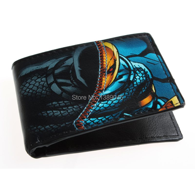 NickFury wallet Young men and women students personality brief paragraph fashion purse DFT 1330