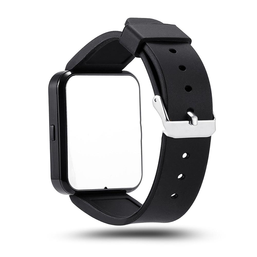 Akıllı Spor Dijital İzle U8 cep Basit Saat Ucuz android dokunmatik - Erkek Saatleri - Fotoğraf 4