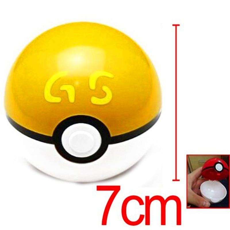 Poke ball with Pokemon 8
