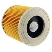 2 Pcs Replacement Filter For Karcher Vacuum Cleaner Hoover Wet Dry Cartridage Filter For A1000 A2200