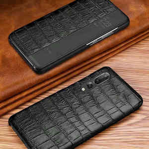 Image 5 - Genuine Leather Case For Huawei P20 Pro Case Wakeup Phone Cover Intelligent Coque For Huawei P20 Case With Window View