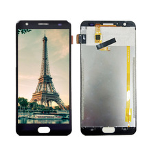 Black/White 5.5inch For Oukitel K6000 Plus LCD Display and Touch Screen Screen Digitizer Assembly Replacement цена в Москве и Питере