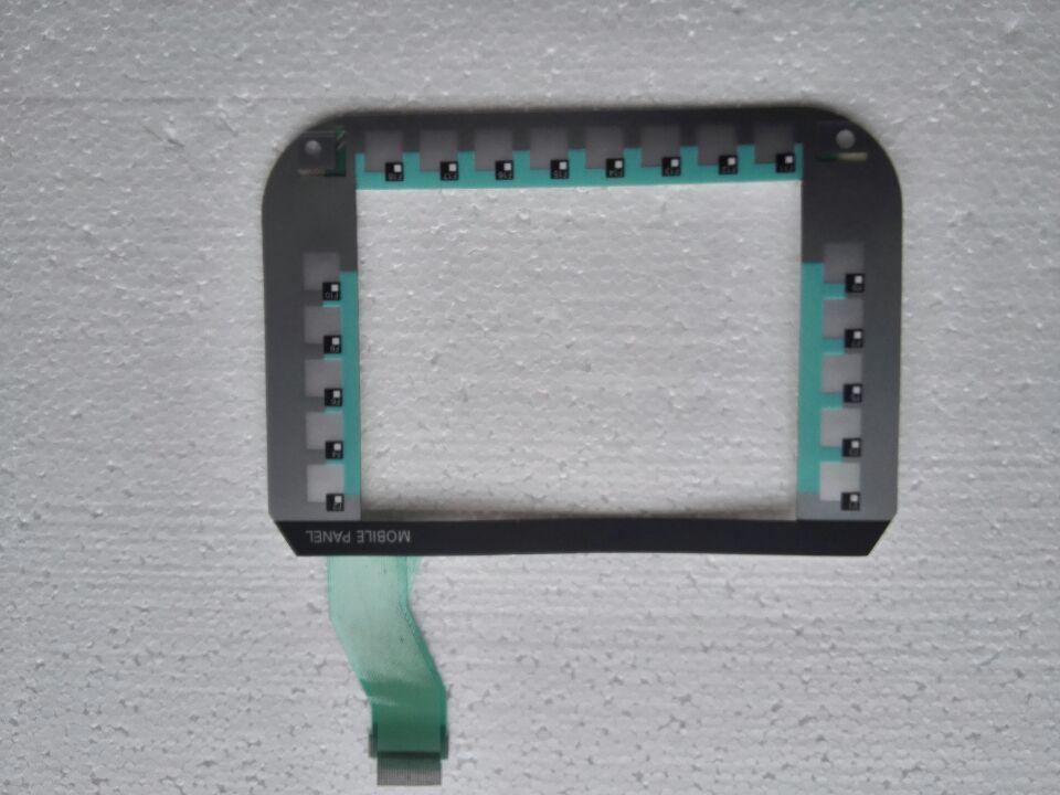 6AV6645 0CC01 0AX0 Mobile Panel 277 Membrane Keypad for HMI Panel repair do it yourself New