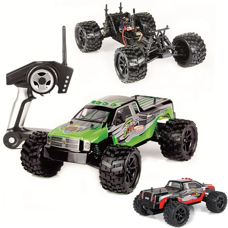 high speed rc car L969 Electric RTR Bigfoot RC car Off Road rc Racing car 2.4G remote control car model toy kid gifts vs FS650 electric rc car a232 high speed control off road monster truck buggy rc drift car remote control toy for kid gifts vs a979 l202