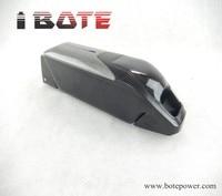 Frame type Dolphin battery e bike battery pack 36V 17Ah with 20A BMS for 600W bafang motor