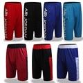 2017 Air Jordan Short Men Short Pants Knee Length Physical Culture Practice Man Pantalones De Baloncesto Plus Size 17 Color MQ47