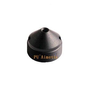 Image 2 - PUAimetis מעקב אינפרא אדום מצלמה HD 3MP עדשת 1/2. 7 3.7mm M12 חוט טלוויזיה במעגל סגור עדשה