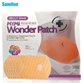 20Pcs MYMI Wonder Slimming Patch Belly Abdomen Weight Loss Fat Burning Cream Navel Stick Body Shapping Massage C323